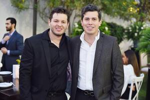 José y Eduardo