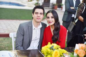 Raúl y Daniela