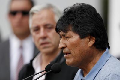 Evo Morales señaló que López Obrador y su gobierno le 'salvaron la vida'.