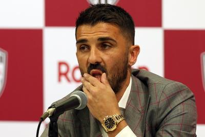 David Villa anuncia su retiro del futbol profesional