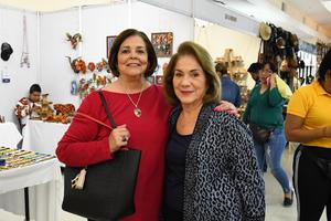 14112019 Ángeles López y Esther Martínez.