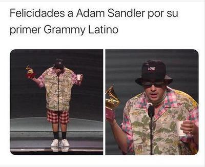 Los memes que dejaron los Latin Grammy