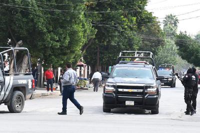 La víctima fue asesinada con dos impactos de arma de fuego.