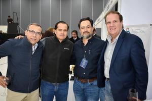 18112019 Mario, Tito, José Luis y Adolfo.
