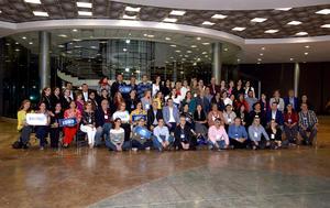16112019 REGRESO A CASA.  Varias generaciones de exalumnos del Tecnológico de Monterrey campus Laguna se reunieron hace unos días.