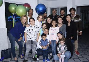 15112019 SE REúNEN.  Familia Olvera Gutiérrez.