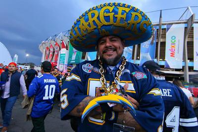Gran espectáculo en el regreso de la NFL a México