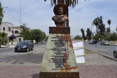 Busto. Inaugurado el primero de abril del 2017, al margen de la Alameda de Zaragoza se colocó el busto en honor a Francisco Villa, mismo que terminó siendo instalado el 16 del mismo mes y año debido a falta de detalles.