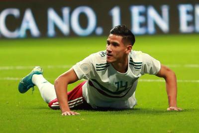 México rescató triunfo en los últimos minutos sobre Bermudas