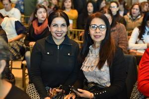 20112019 CLíNICA DE ADORNOS NAVIDEñOS.  Verónica y Eva.