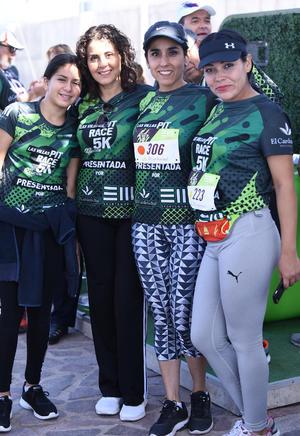 20112019 Camila, Claudia, Betty y Marlene.