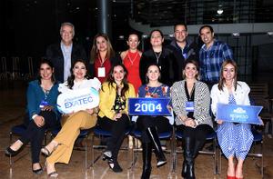 20112019 REUNIóN DE EXALUMNOS.  Generación 2004 de Contadores Públicos e Ingenieros del Tecnológico de Monterrey.