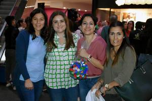 21112019 Flor, Cecy, Rosario y Cristina.