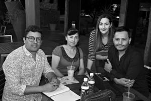 21112019 Jorge, Lourdes, Liliana y Alejandro.