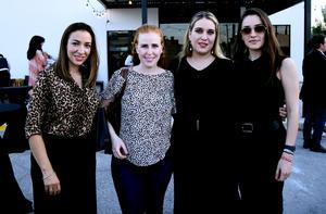 22112019 DISFRUTAN DE EVENTO DE TEMPORADA.  Dora, Anabel, Dany y Laura.