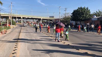 Participan 37 danzas en Ciudad Jardín. En el marco de los festejos a la Virgen de Guadalupe, son alrededor de 37 danzas las que participan en Ciudad Jardín en uno de los actos de fervor más importantes para el pueblo mexicano. Ayer fieles católicos peregrinaron junto a los danzantes, con gran fervor religioso.