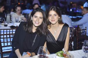 Carlota y Vivi.