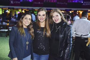 Iliana, Jessica y blanca