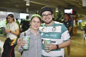 Frida y Octavio