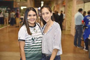 Mariel y Fernanda