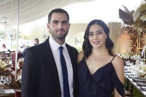Eduardo y Mariana
