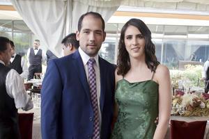 Ricardo y Mary Carmen