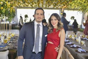 Felicitan a los nuevos esposos 1