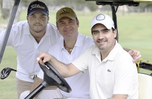 Humberto, Camilo y Fernando