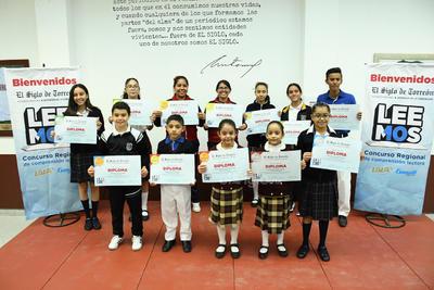 Participaron 27 escuelas de la región.
