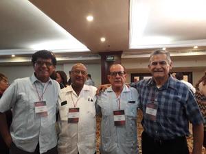 28112019 Alberto, Gustavo, Rubén y Jorge.