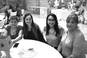 28112019 Carmen, Jessica, Claudia y Yolanda.