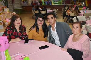 28112019 Rosario, Jazmín, Christopher y Bibiana.