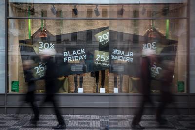 El Black Friday se extendió a varias naciones.