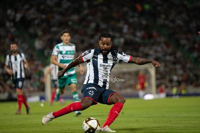 Pabón   Santos vs MonterreyCuartos de final apertura  2019 de la Liga MX  Guerreros Monterrey Rayados Santos Santos Monterrey