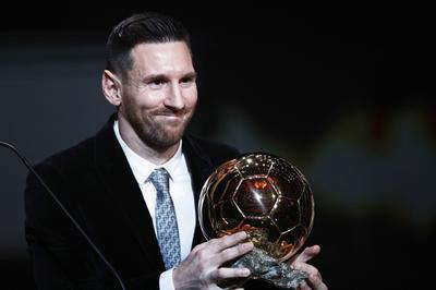 Messi gana el Balón de Oro 2019