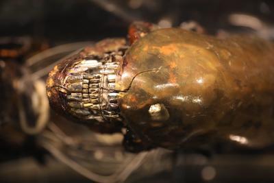 La muestra llega a la capital de la mano del Museo H. R. Giger de Suiza y el centro de cultura contemporánea Le Lieu Unique de Francia