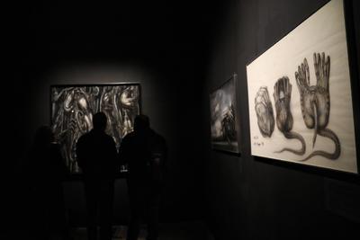 Las figuras fueron reunidas gracias al museo H. R. Giger de Suiza y a la ayuda de coleccionistas y se podrán ver a lo largo de 10 salas.