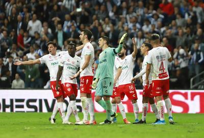 Rayados gana la ida de las semifinales ante Necaxa
