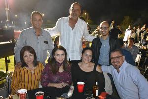 02122019 Miguel, Martín, Ismael, Lucy, Paty, Alejandra y César.