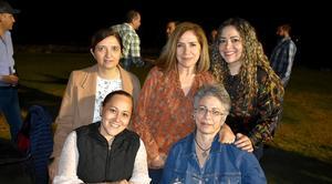 02122019 Ángeles, Bibi, Ana, Mayet y María.