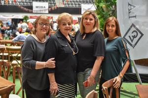 03122019 Marilú, Magda, Marisol y Angelines.