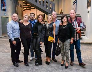 05122019 Gustavo, Judith, Prieto, Hilda, Alicia, Arturo, Diana y Fernando.