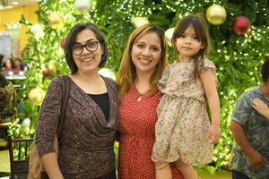 04122019 Isabel Baltazer, Gaby y Maggy Delgado.