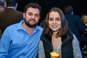 05122019 Guillermo Ávila y Ángela Mourey.