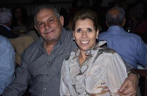05122019 EN PAREJA.  Pepe y Rocío.