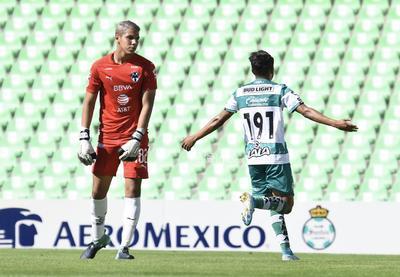 SANTOS LAG VS RAYADOS DE MTY. SUB-20    Semifinal Santos Laguna Sub-20 gana 2 goles a 0 al conjunto de Rayados de Monterrey