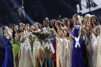Sudáfrica se corona como Miss Universo 2019