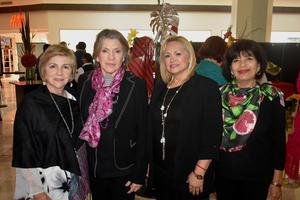 07122019 Ángeles, Kity, María Elena y Chepis.
