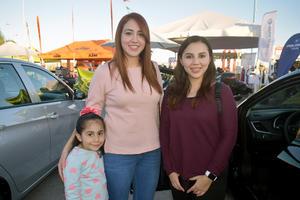 09122019 Javier, Sofía, Mabel y Victoria.