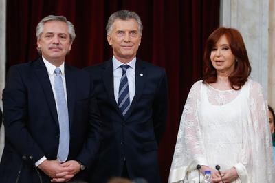 Argentina tiene nuevo presidente.